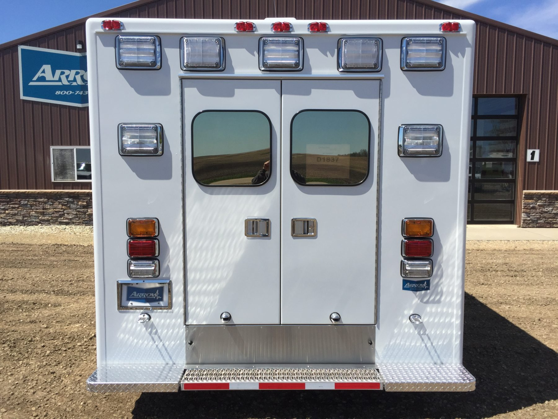 2017 Ford E450 Type 3 Ambulance For Sale – Picture 8