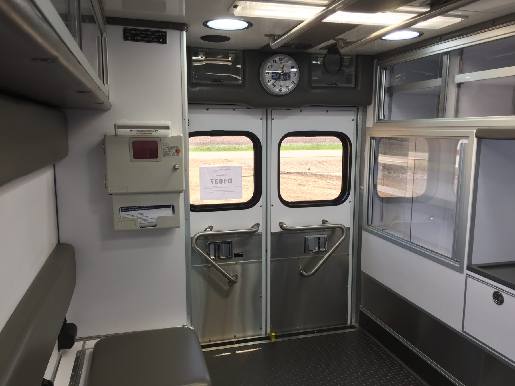 2017 Ford E450 Type 3 Ambulance For Sale – Picture 13