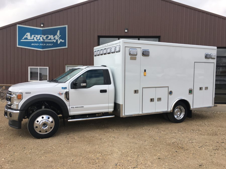 2020 Ford F450 4x4 Heavy Duty Ambulance For Sale – Picture 3