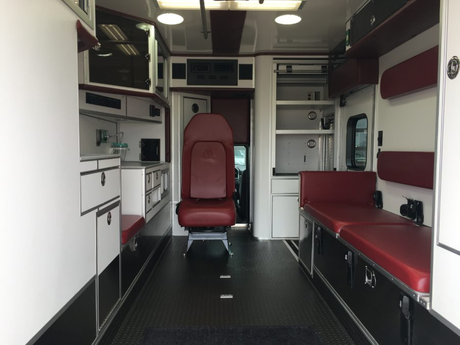 2020 Ford F450 4x4 Heavy Duty Ambulance For Sale – Picture 2