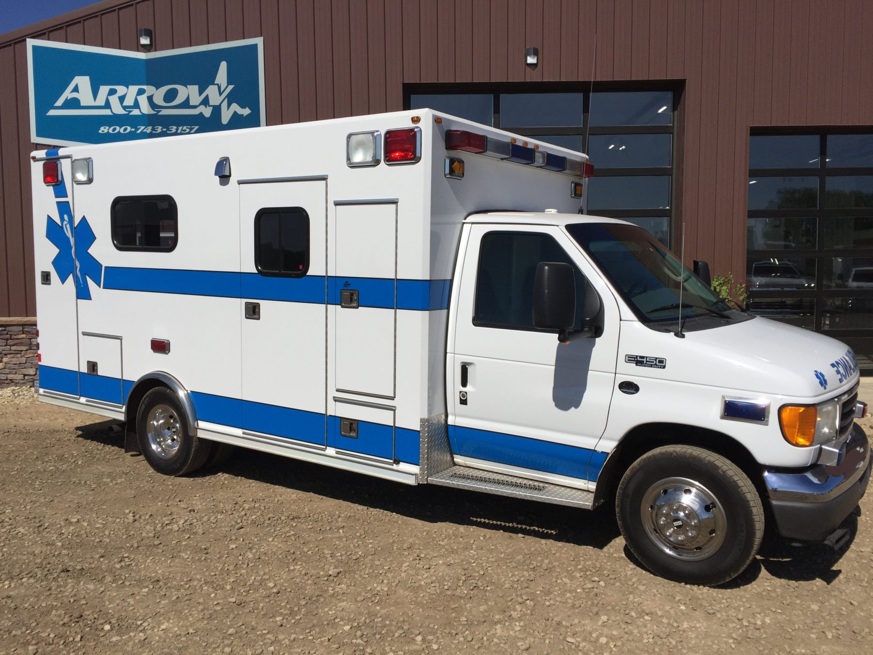 2004 Ford E450 Type 3 Ambulance For Sale – Picture 3