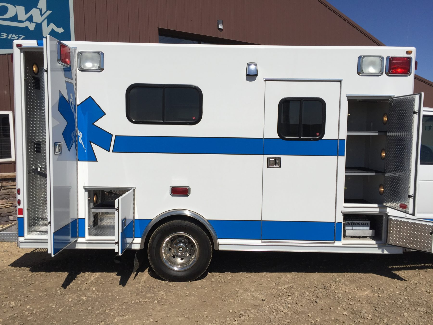 2004 Ford E450 Type 3 Ambulance For Sale – Picture 5