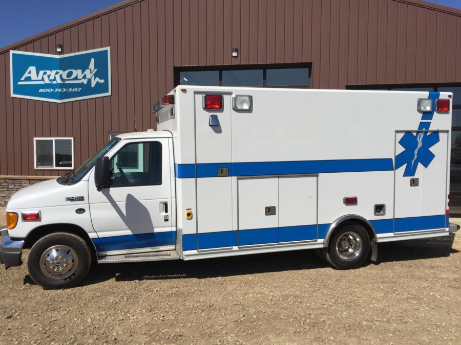 2004 Ford E450 Type 3 Ambulance For Sale