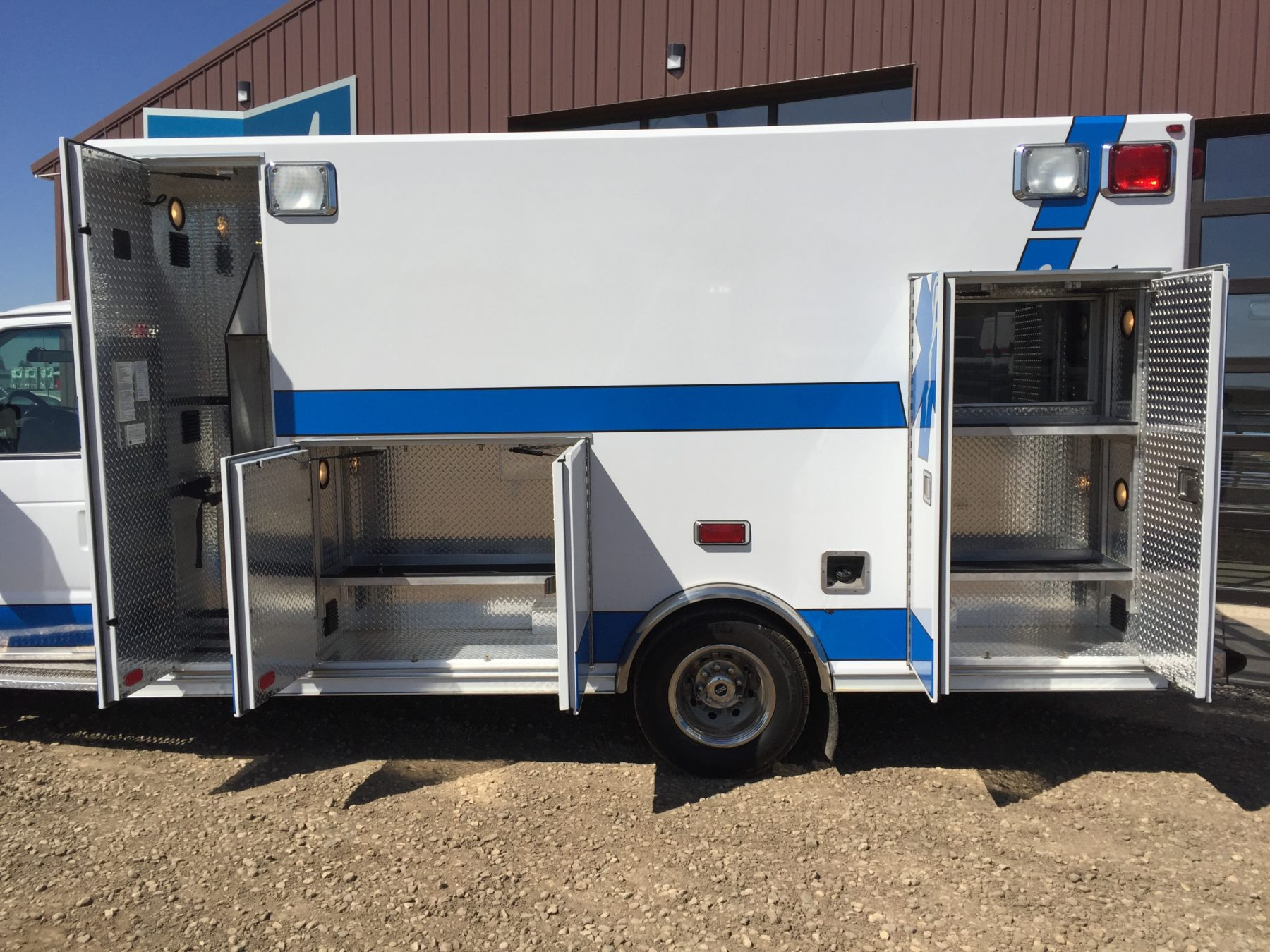 2004 Ford E450 Type 3 Ambulance For Sale – Picture 6