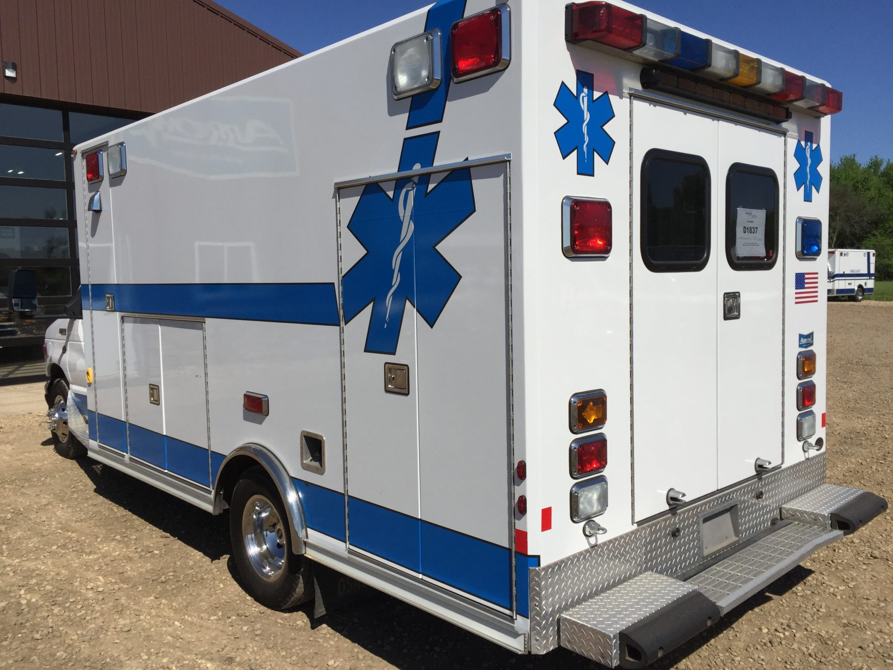 2004 Ford E450 Type 3 Ambulance For Sale – Picture 8