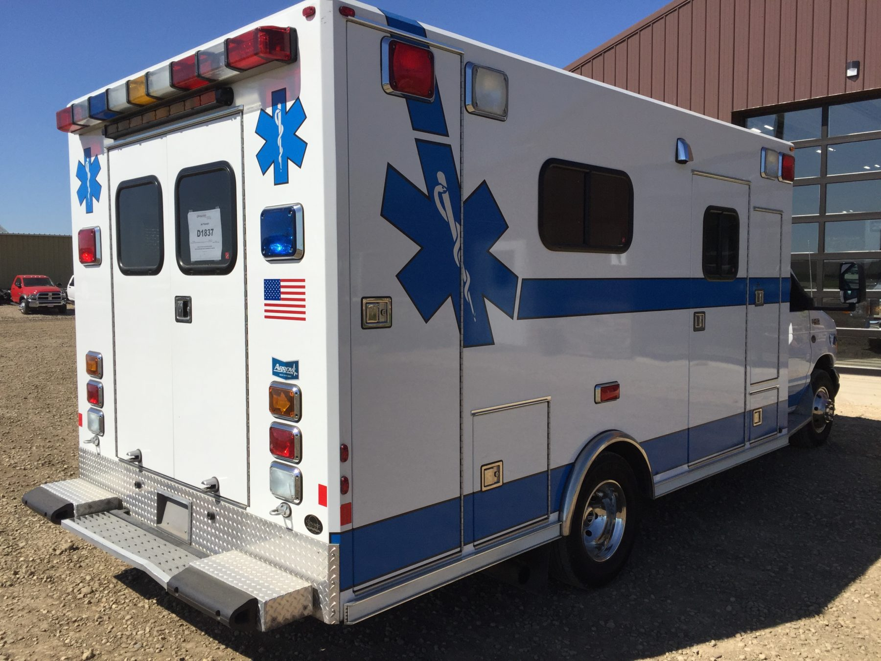 2004 Ford E450 Type 3 Ambulance For Sale – Picture 10