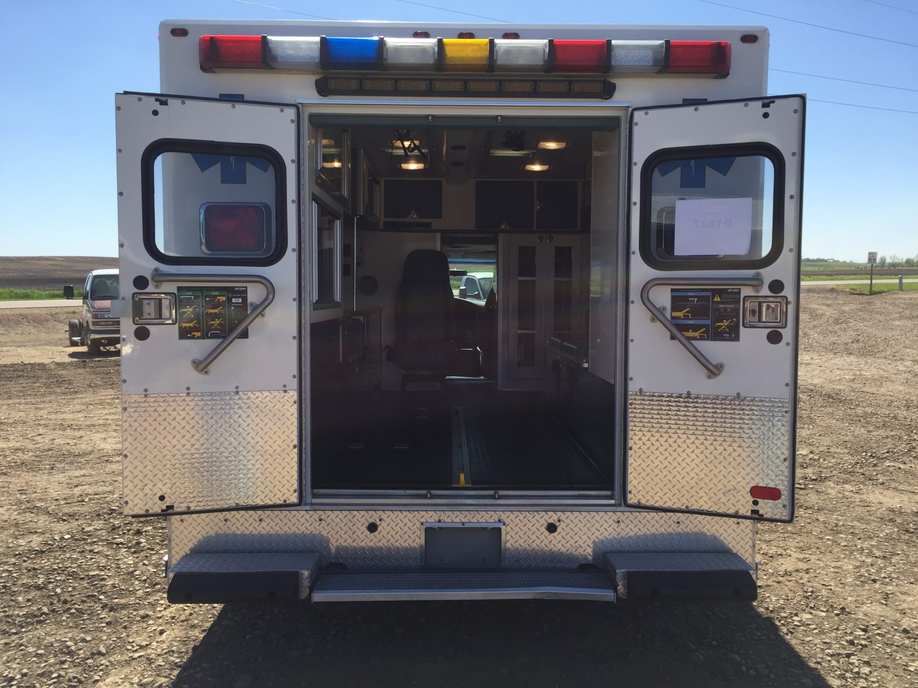 2004 Ford E450 Type 3 Ambulance For Sale – Picture 12