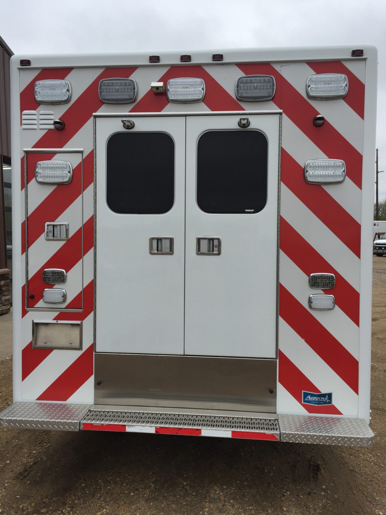 2015 Dodge 4500 4x4 Heavy Duty Ambulance For Sale – Picture 8