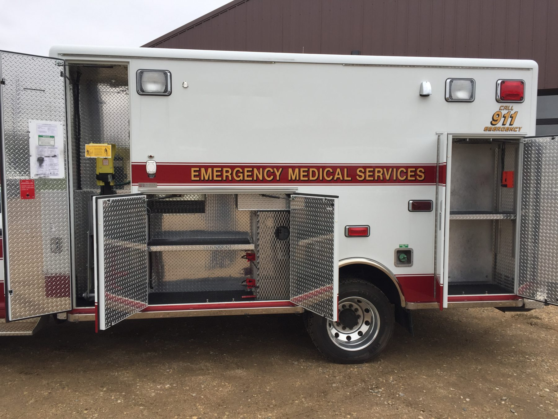 2012 Dodge 4500 Heavy Duty Ambulance For Sale – Picture 7