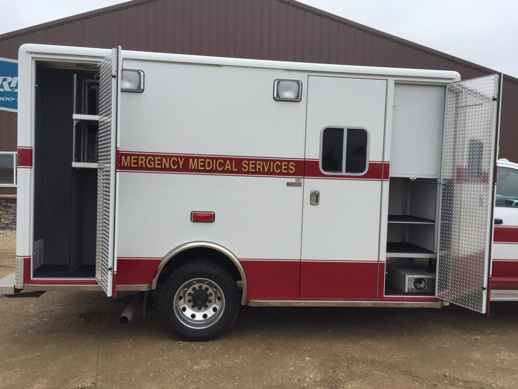 2012 Dodge 4500 Heavy Duty Ambulance For Sale – Picture 5
