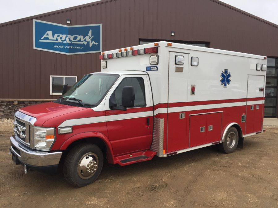 2009 Ford E450 Type 3 Ambulance For Sale – Picture 1