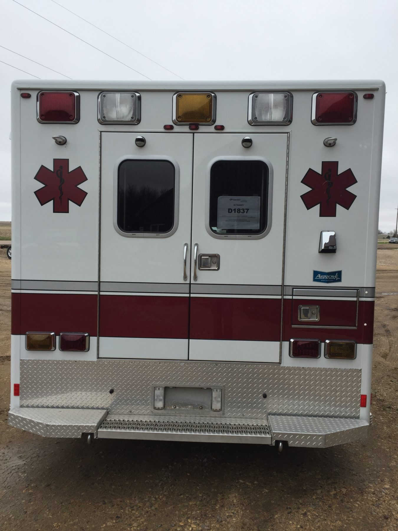 2002 Ford F350 4x4 Type 1 Ambulance For Sale – Picture 7