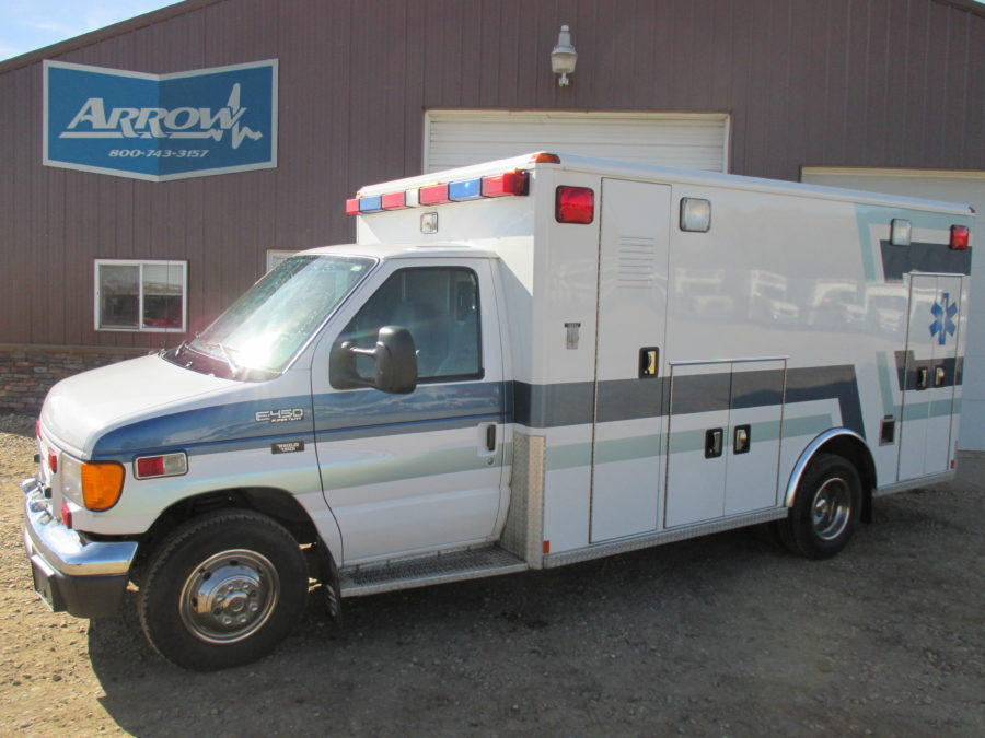 2005 Ford E450 Type 3 Ambulance For Sale