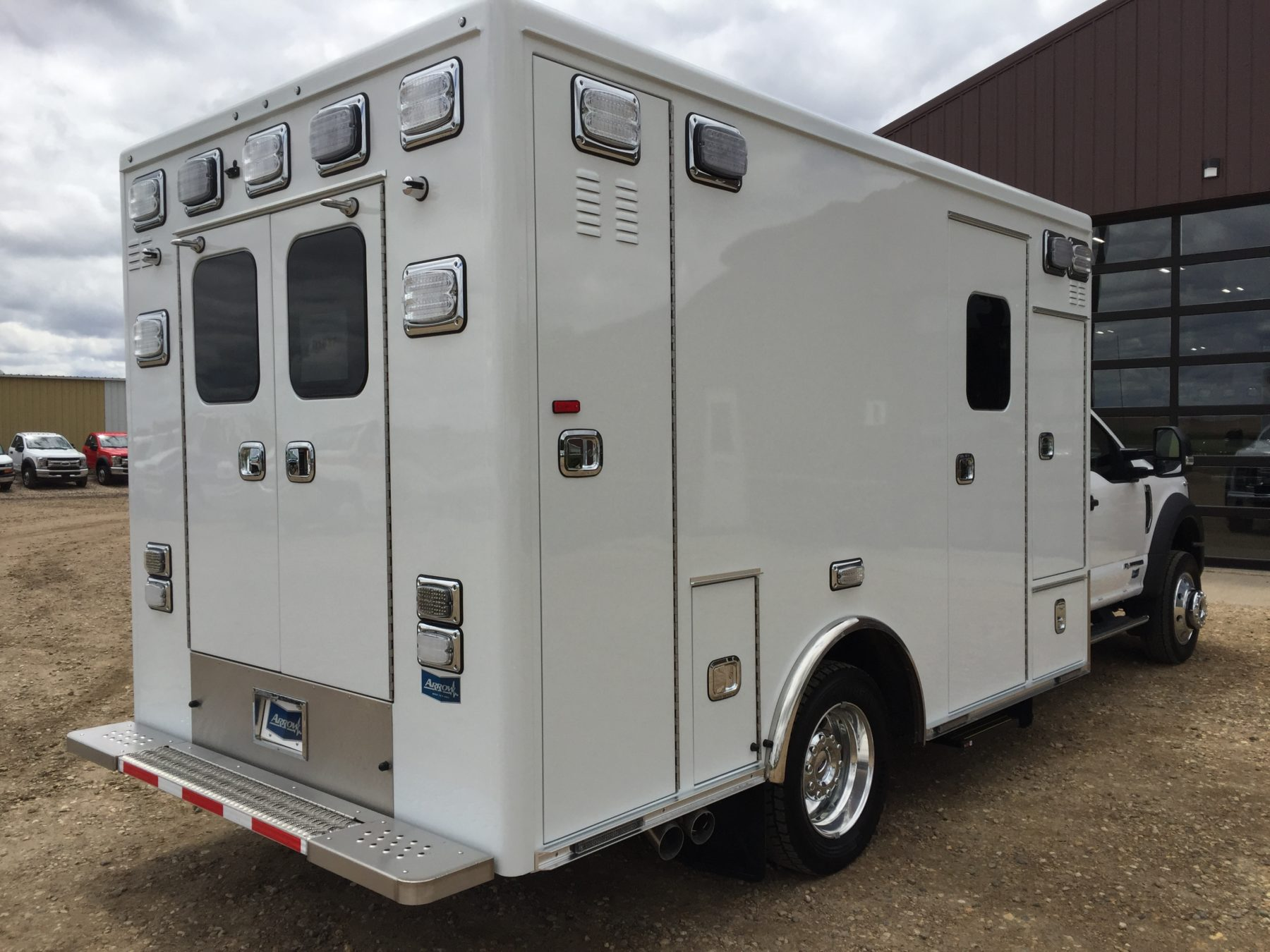 2017 Ford F450 4x4 Heavy Duty Ambulance For Sale – Picture 10