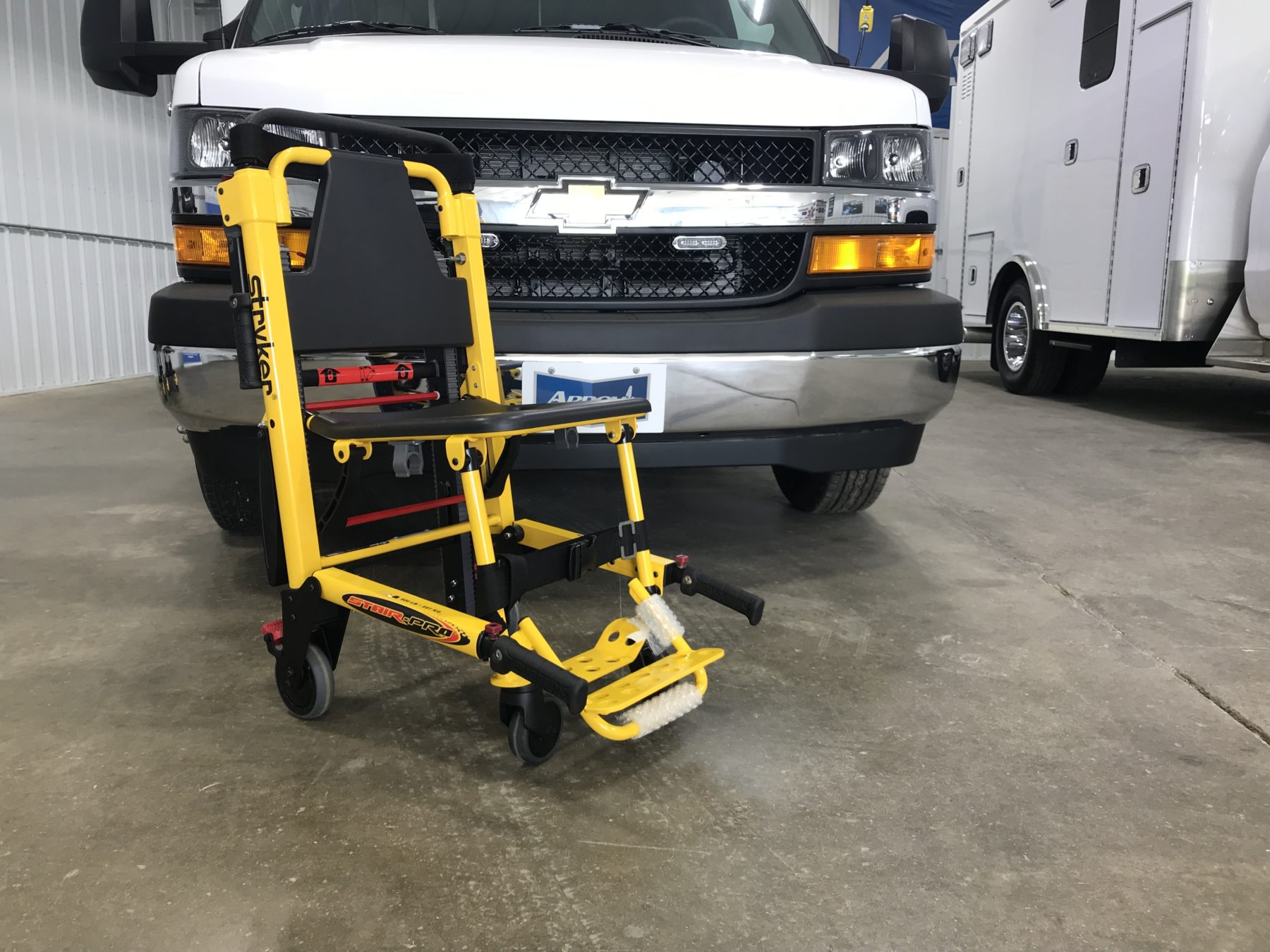 New Stryker 6252 Stair Pro For Sale – Picture 1