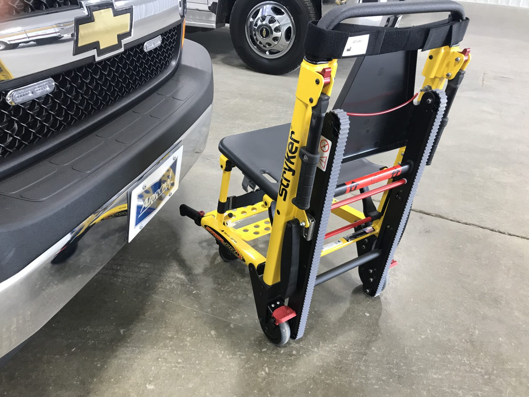 New Stryker 6252 Stair Pro For Sale – Picture 2