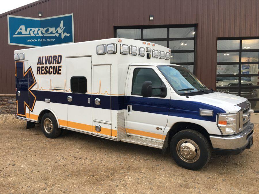2008 GMC C4500 Heavy Duty Ambulance