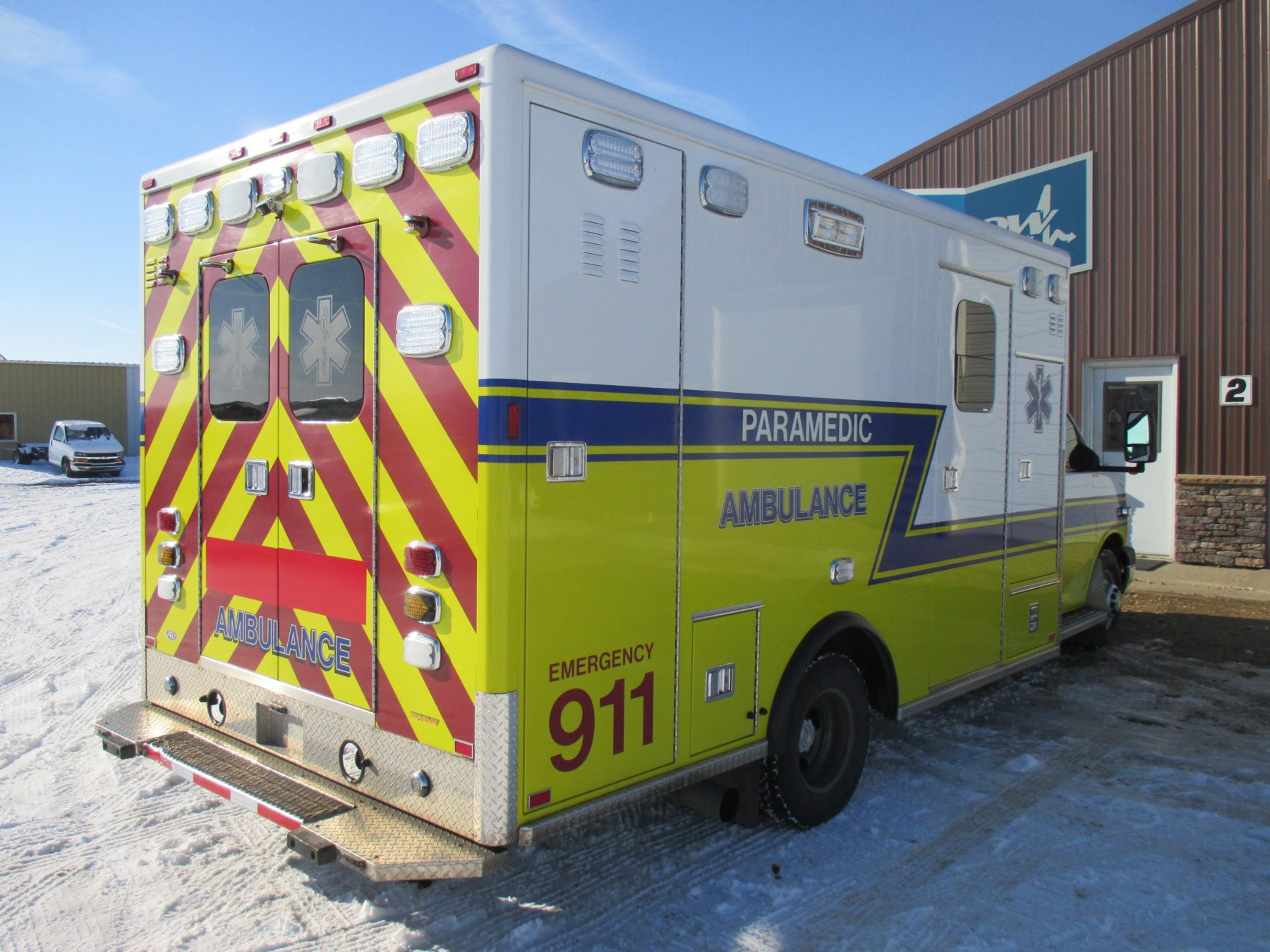 2010 Chevrolet G4500 Type 3 Ambulance For Sale – Picture 6