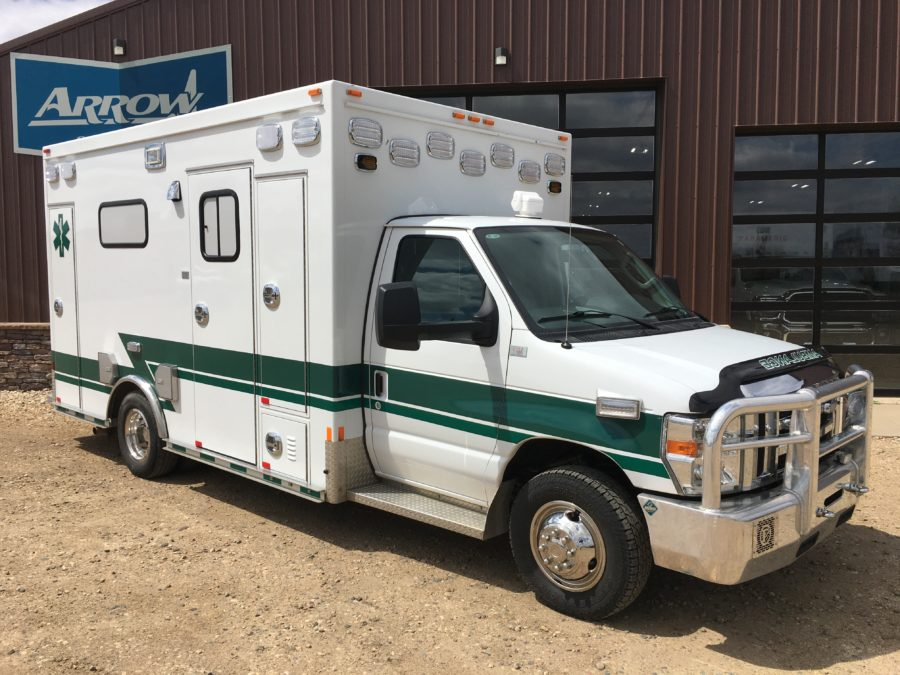 2011 Ford E450 Type 3 Ambulance For Sale – Picture 1