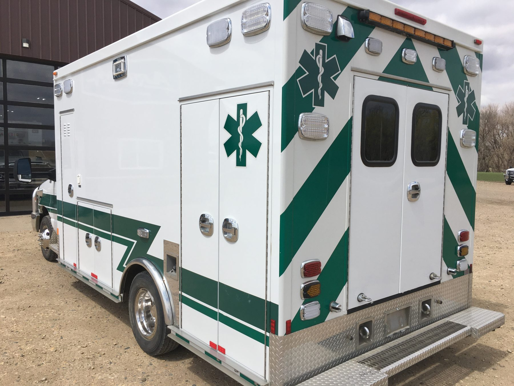 2011 Ford E450 Type 3 Ambulance For Sale – Picture 3