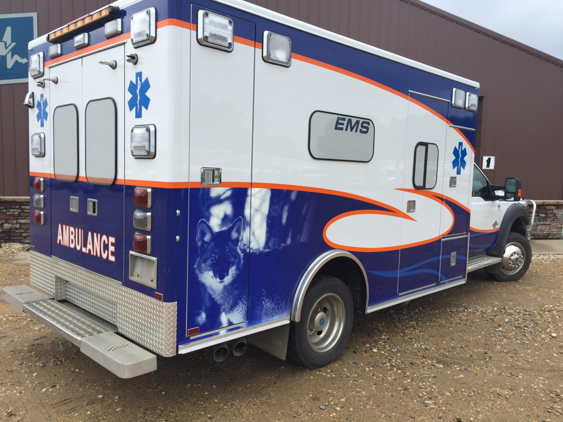 2012 Ford F450 Heavy Duty Ambulance For Sale – Picture 10