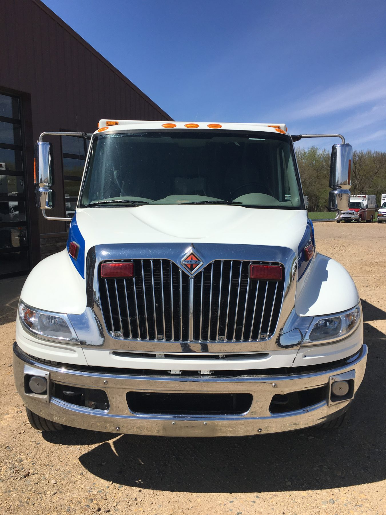 2008 International 4400 Heavy Duty Ambulance For Sale – Picture 7