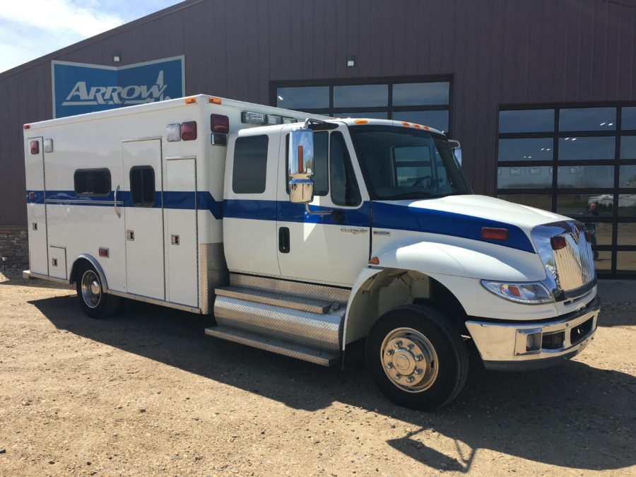 2008 International 4400 Heavy Duty Ambulance For Sale – Picture 3