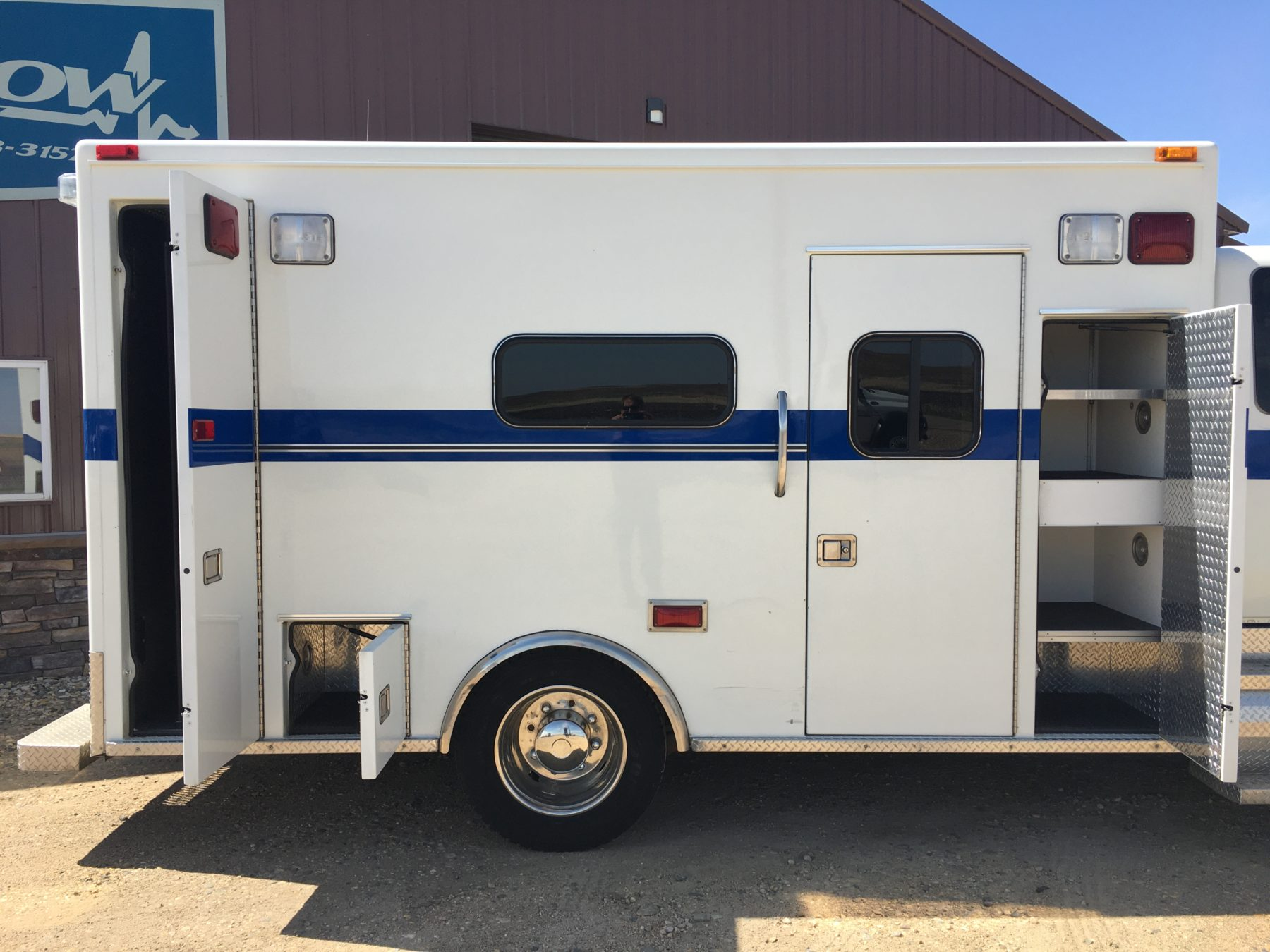2008 International 4400 Heavy Duty Ambulance For Sale – Picture 6