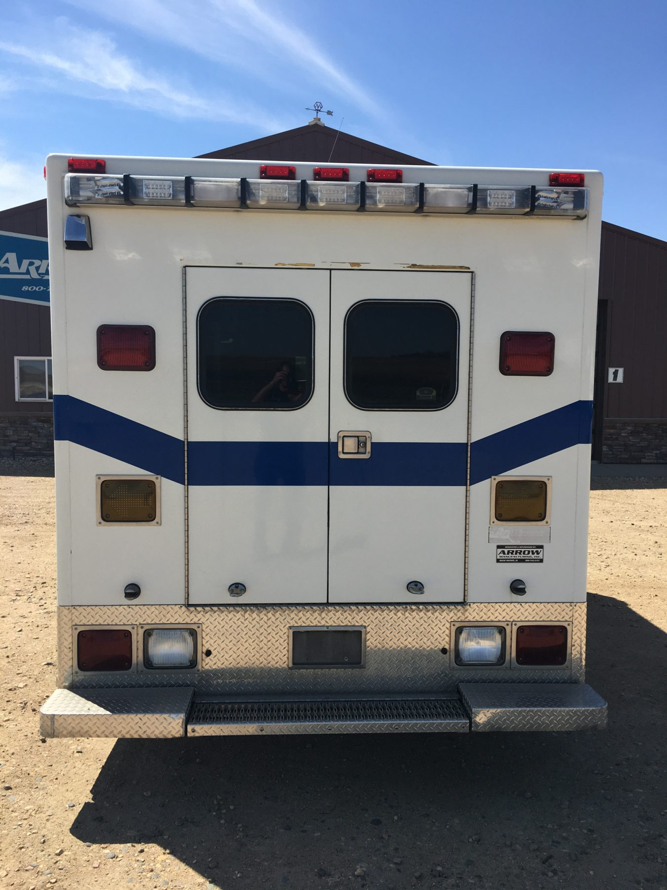 2008 International 4400 Heavy Duty Ambulance For Sale – Picture 8