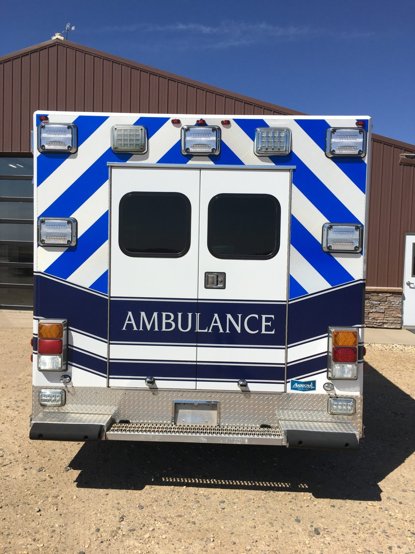 2014 Chevrolet G4500 Type 3 Ambulance For Sale – Picture 7