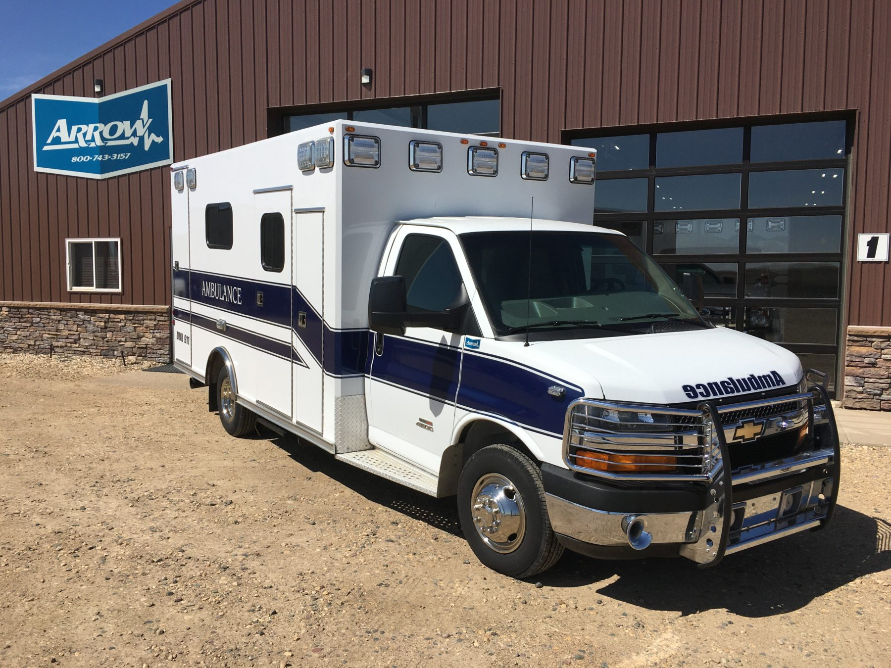 2014 Chevrolet G4500 Type 3 Ambulance For Sale – Picture 6