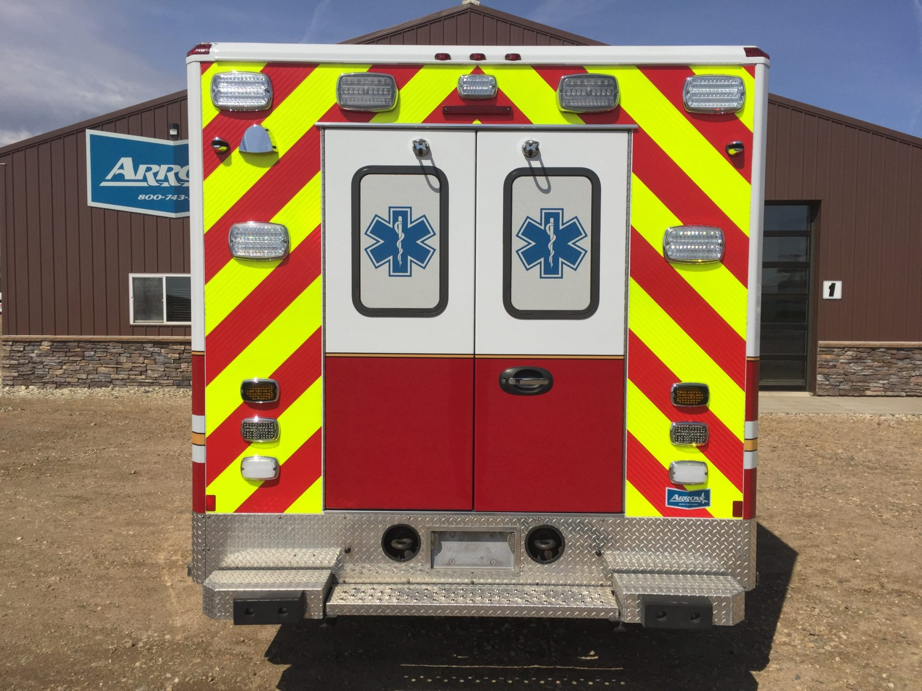 2015 Ford F450 4x4 Type 1 Ambulance For Sale – Picture 8