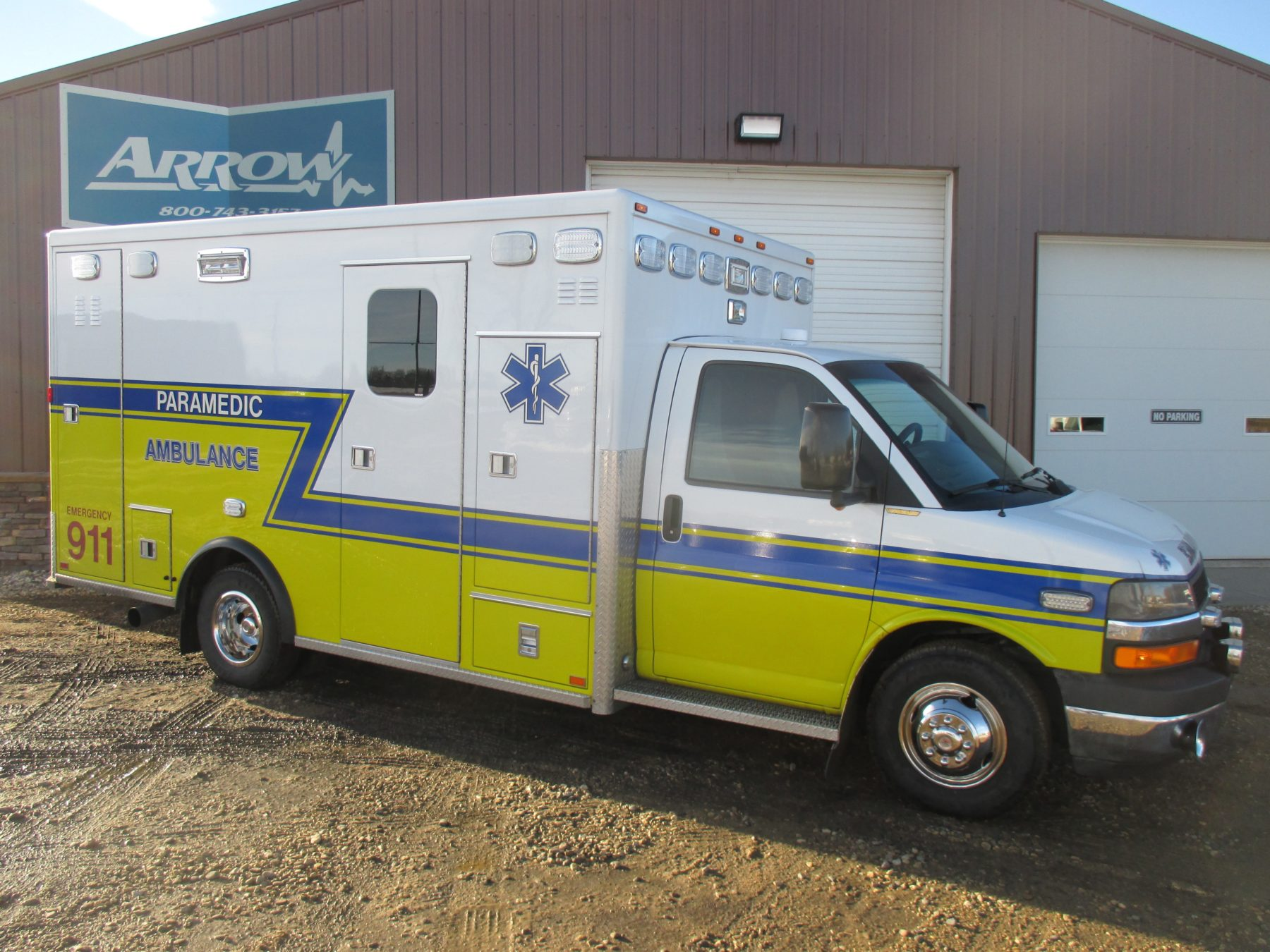2010 Chevrolet G4500 Type 3 Ambulance For Sale – Picture 15