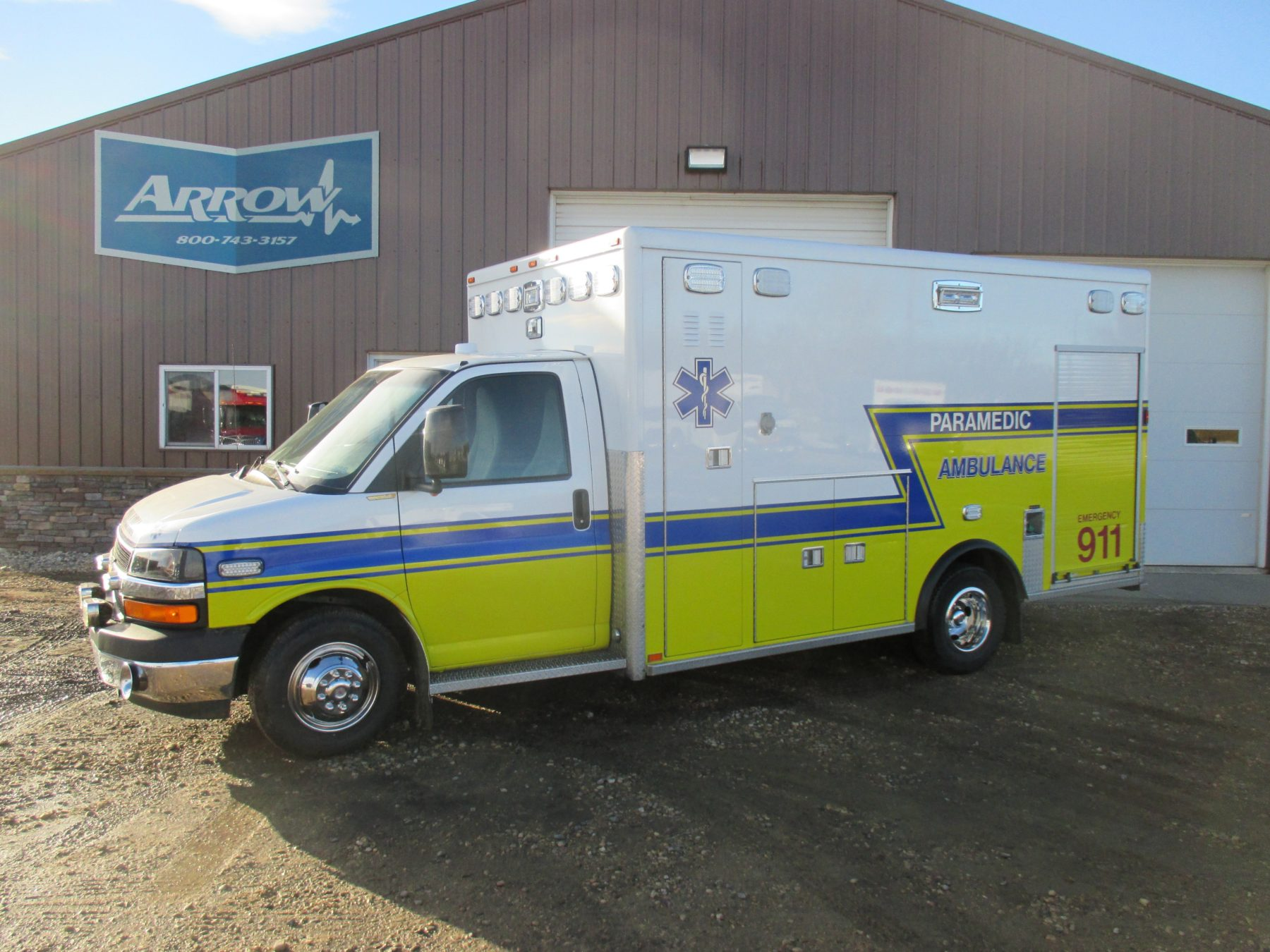 2010 Chevrolet G4500 Type 3 Ambulance For Sale – Picture 14
