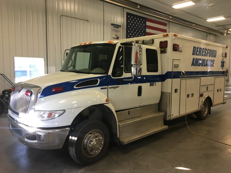 2008 International 4300 Heavy Duty Ambulance