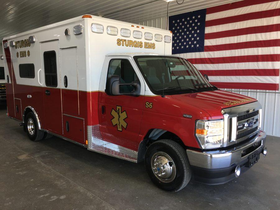 2017 Ford E450 Type 3 Ambulance