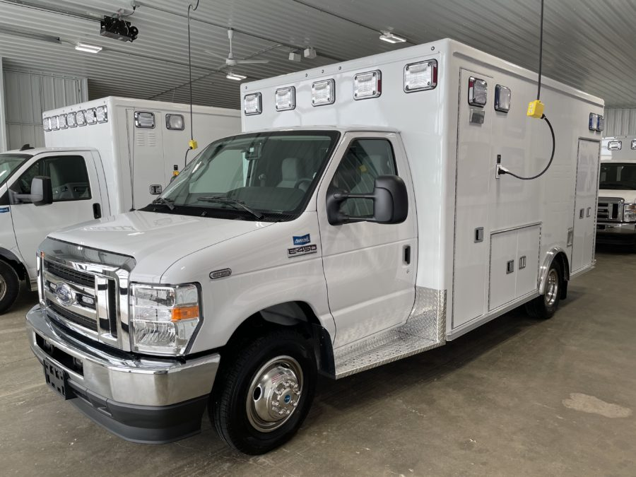 2021 Ford E450 Type 3 Ambulance For Sale – Picture 3