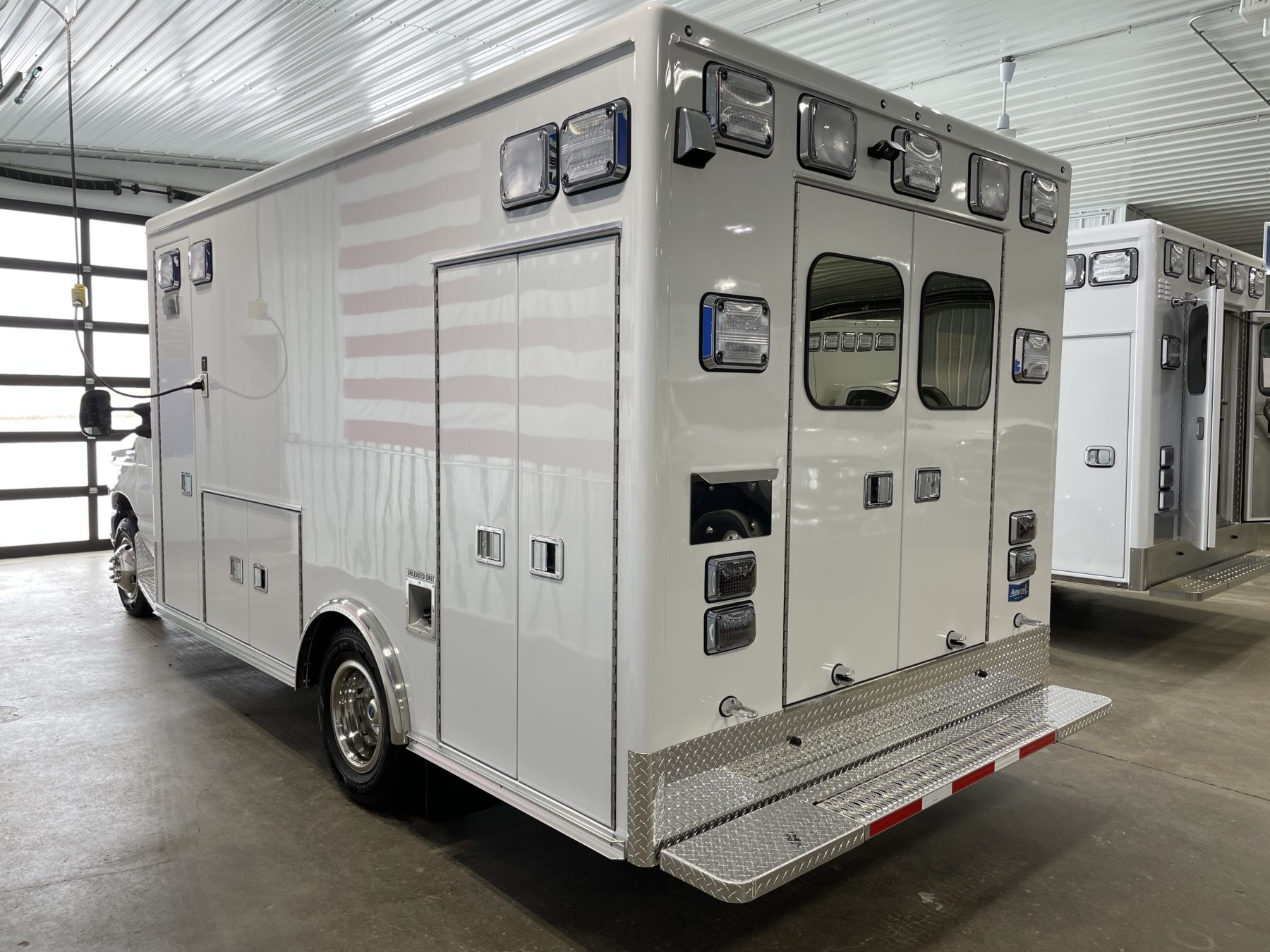 2021 Ford E450 Type 3 Ambulance For Sale – Picture 4