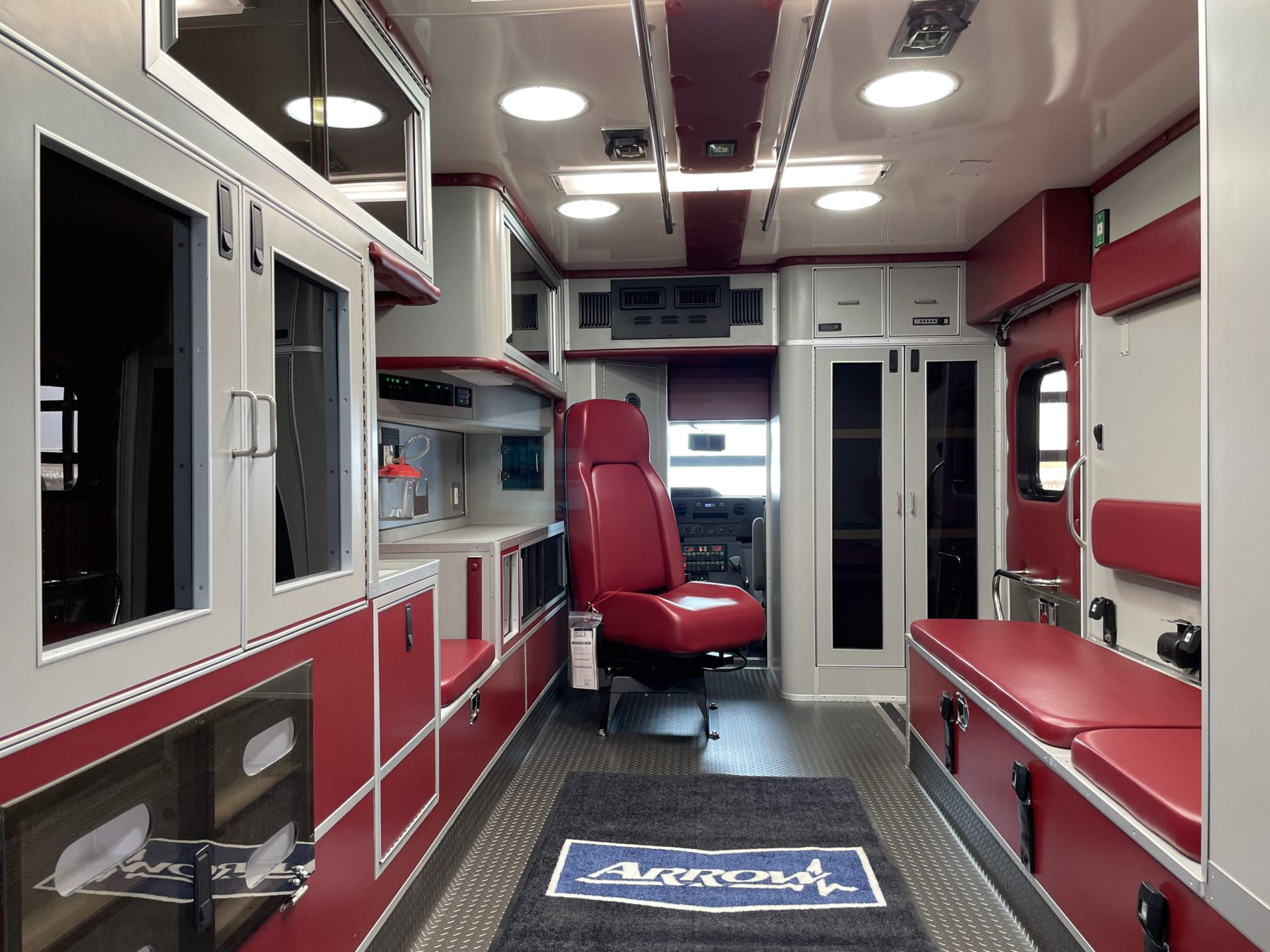 2021 Ford E450 Type 3 Ambulance For Sale – Picture 2