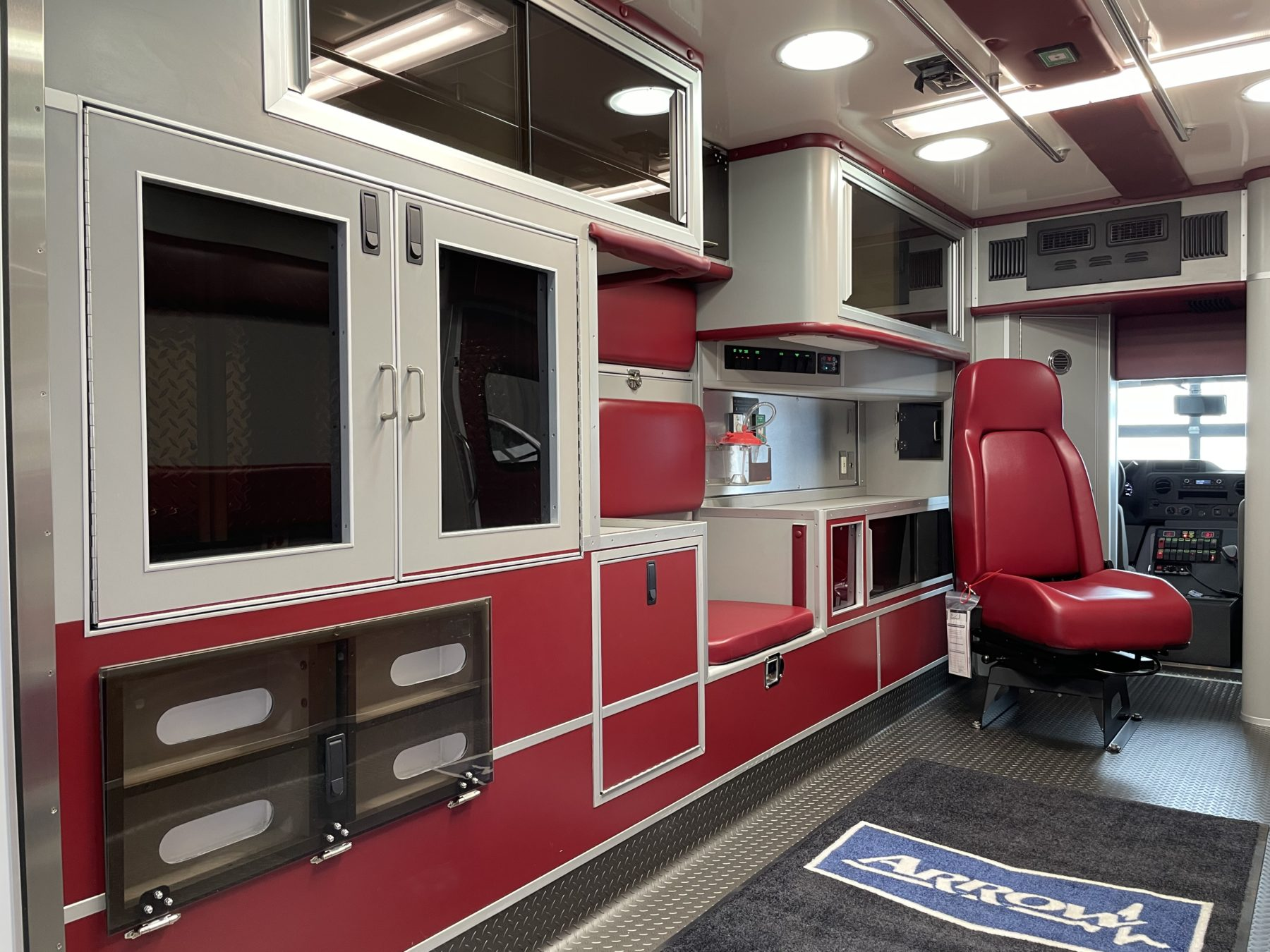 2021 Ford E450 Type 3 Ambulance For Sale – Picture 13