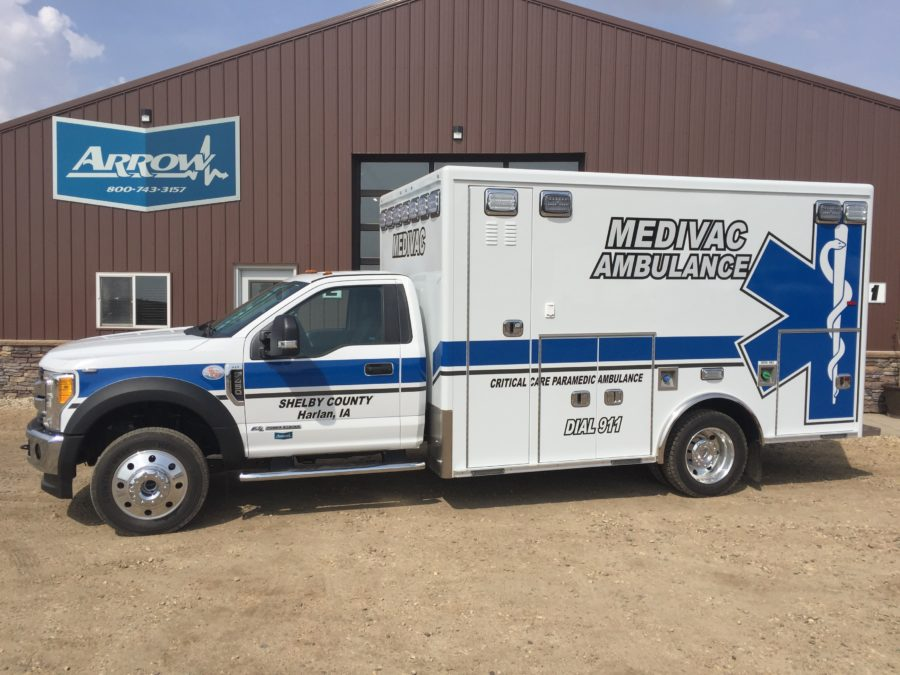2008 GMC G3500 Type 3 Ambulance