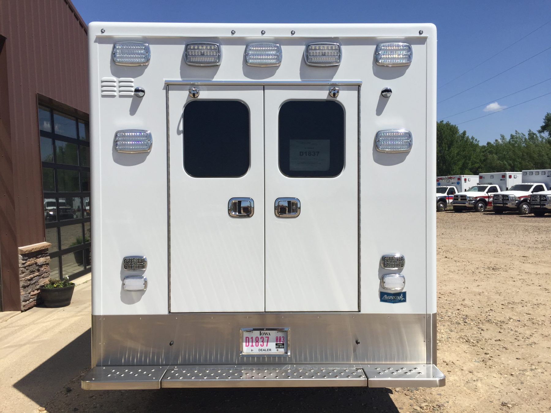 2019 Ford F450 4x4 Heavy Duty Ambulance For Sale – Picture 13