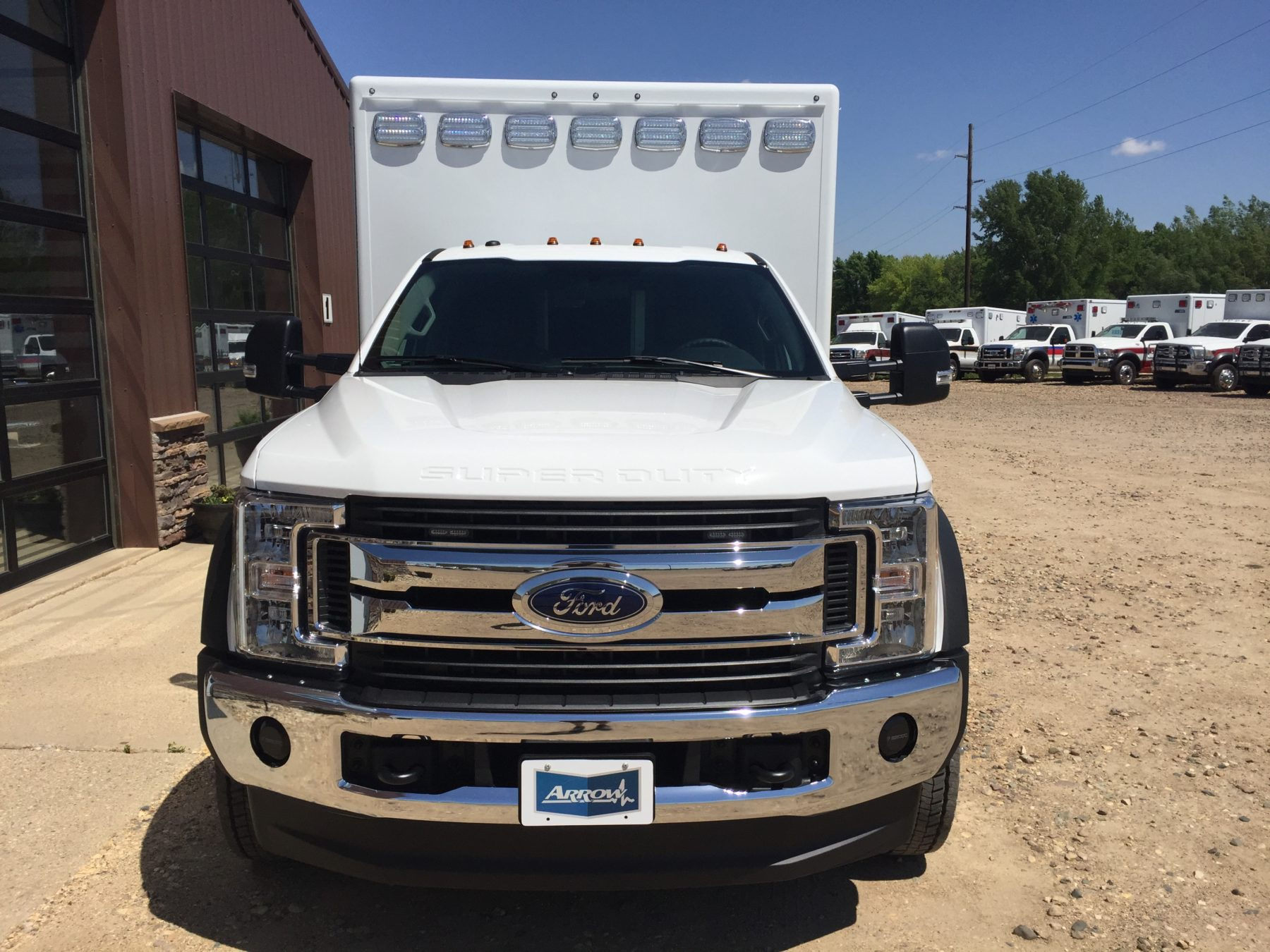 2019 Ford F450 4x4 Heavy Duty Ambulance For Sale – Picture 6