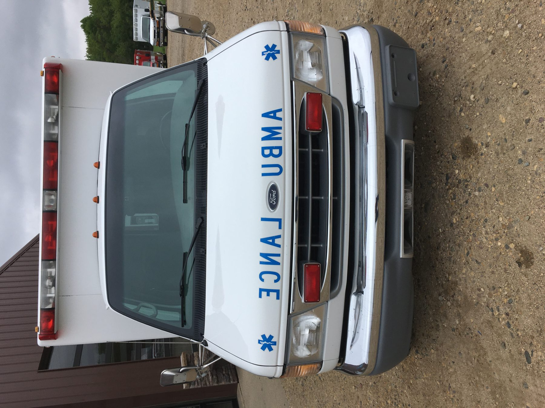 2002 Ford E450 Type 3 Ambulance For Sale – Picture 5