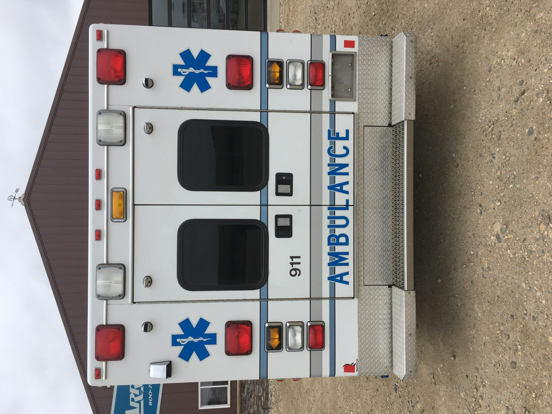2002 Ford E450 Type 3 Ambulance For Sale – Picture 6