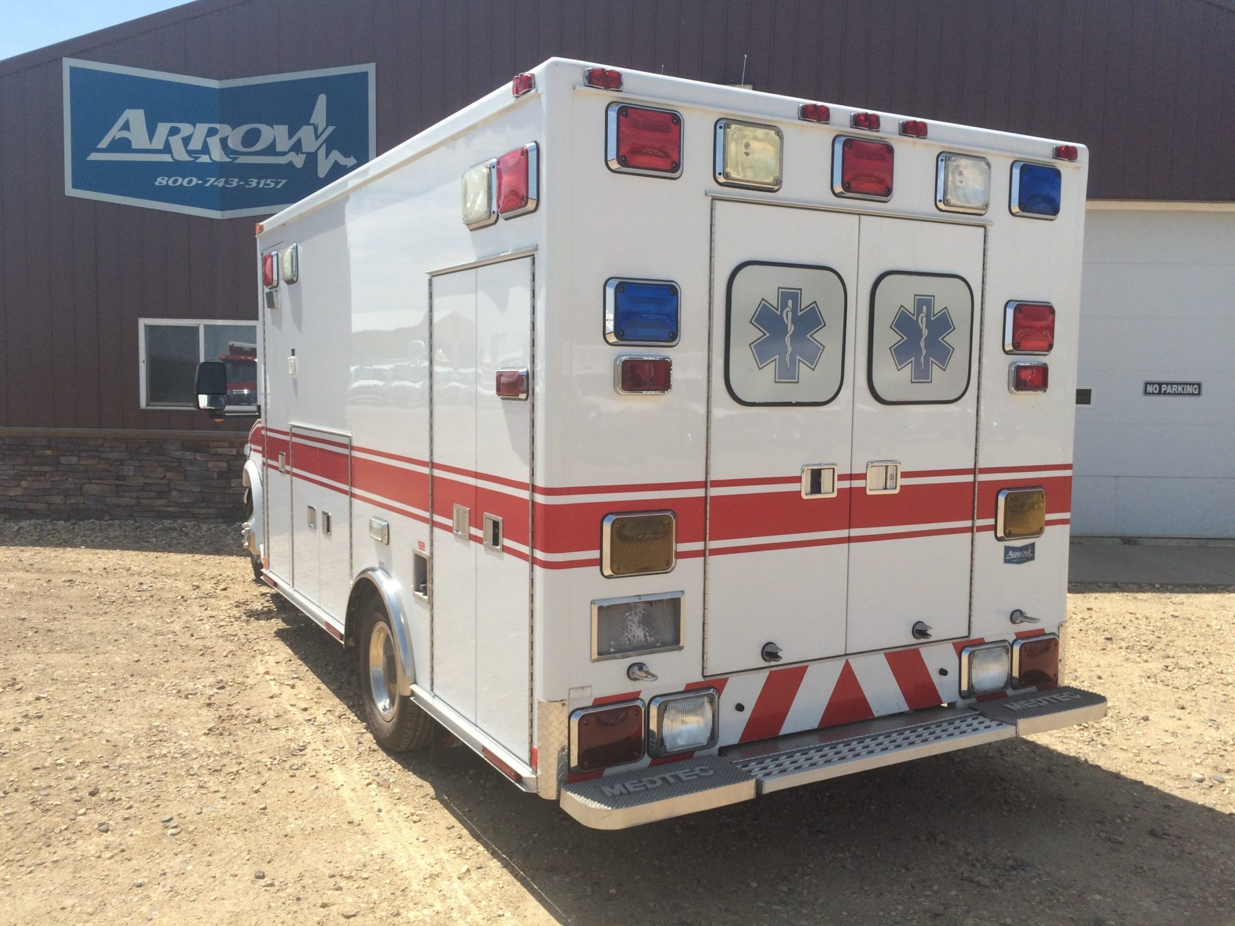 2007 Ford E450 Type 3 Ambulance For Sale – Picture 5
