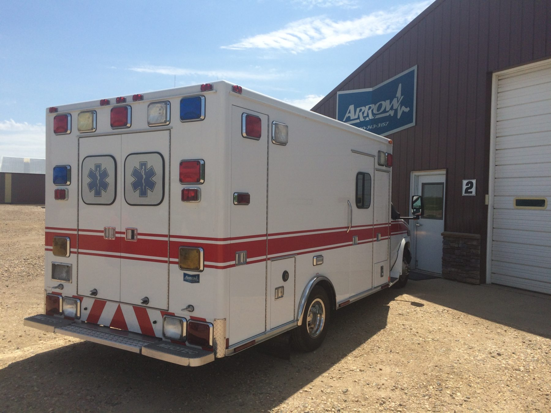 2007 Ford E450 Type 3 Ambulance For Sale – Picture 6