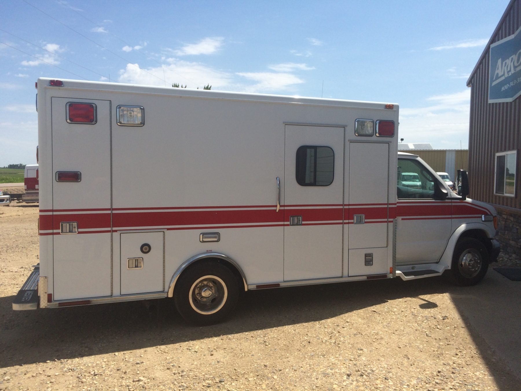 2007 Ford E450 Type 3 Ambulance For Sale – Picture 7