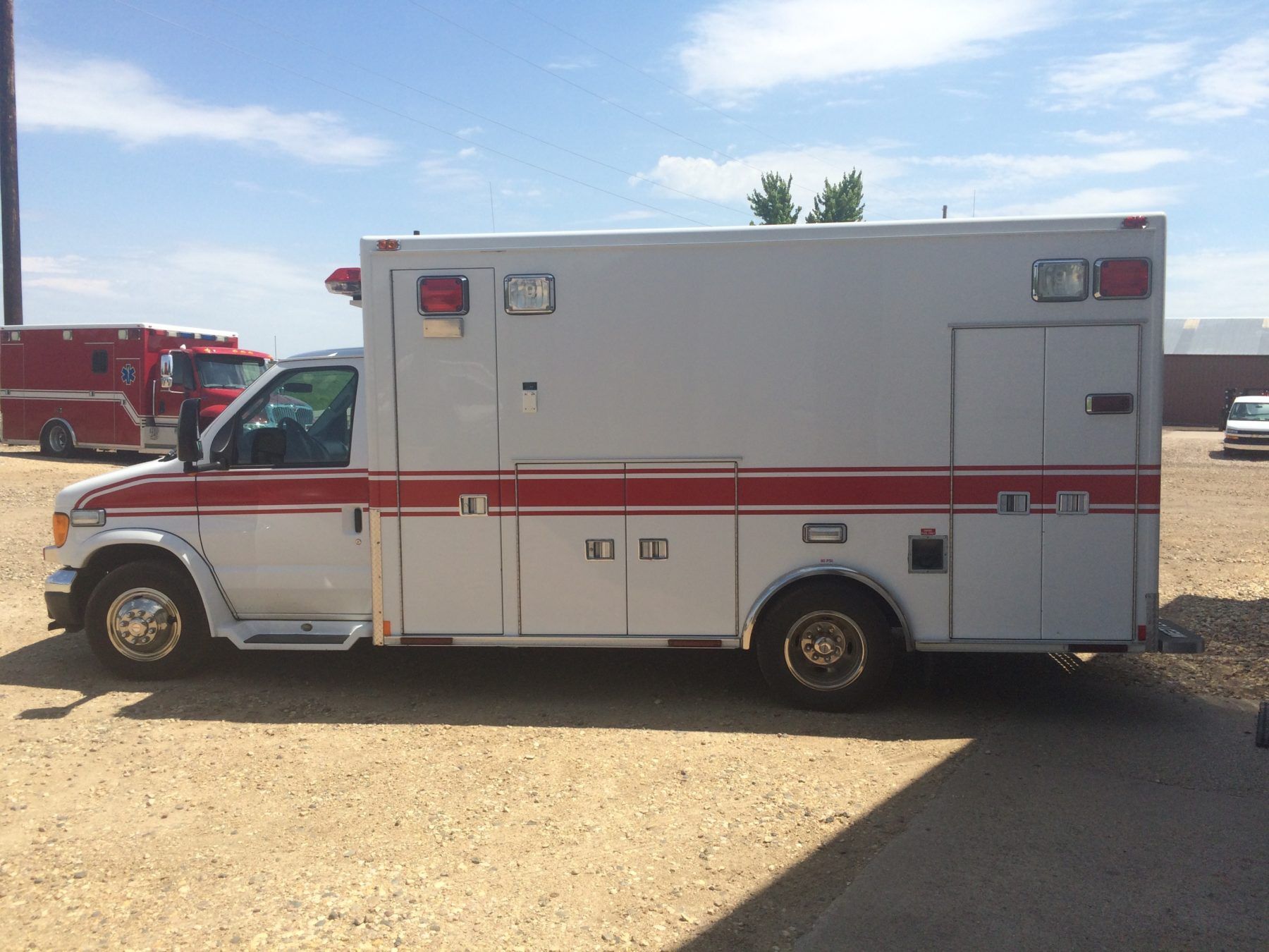 2007 Ford E450 Type 3 Ambulance For Sale – Picture 8