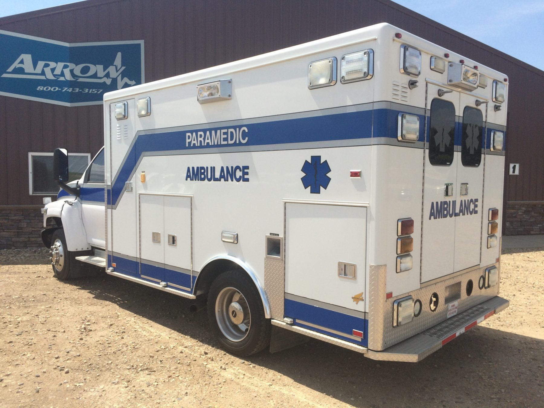 2006 Chevrolet C4500 Heavy Duty Ambulance For Sale – Picture 5